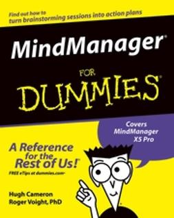 Cameron, Hugh - Mind Manager For Dummies, ebook