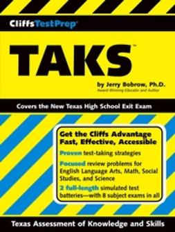 Bobrow, Jerry - CliffsTestPrep TAKS, ebook