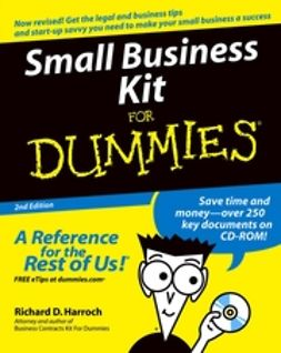 Harroch, Richard D. - Small Business Kit For Dummies, e-bok