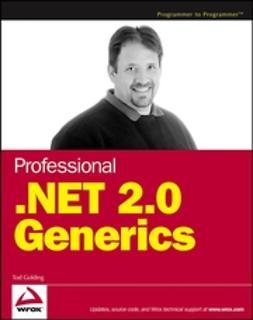 Golding, Tod - Professional .NET 2.0 Generics, ebook