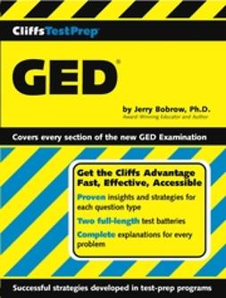 Bobrow, Jerry - CliffsTestPrep GED, ebook