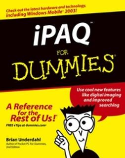 Underdahl, Brian - iPAQ For Dummies, ebook