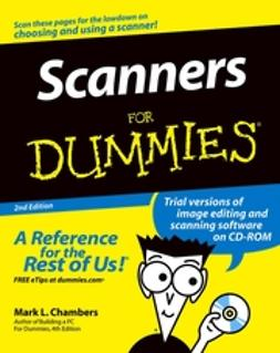 Chambers, Mark L. - Scanners For Dummies, ebook