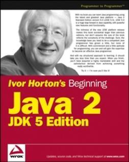 Horton, Ivor - Ivor Horton's Beginning Java2, ebook