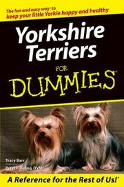 Barr, Tracy - Yorkshire Terriers For Dummies, ebook