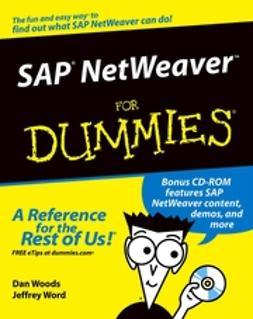 Woods, Dan - SAPNetWeaverFor Dummies, ebook