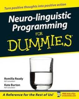 Ready, Romilla - Neuro-linguistic Programming for Dummies, e-bok