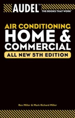 Anderson, Edwin P. - AudelAir Conditioning Home and Commercial, ebook