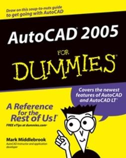 Middlebrook, Mark - AutoCAD2005 For Dummies, ebook