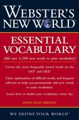 Herzog, David Alan - Webster's New World Essential Vocabulary, ebook
