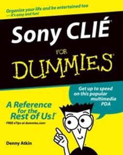 Atkin, Denny - Sony CLI For Dummies, ebook