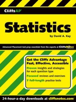 Kay, David A. - CliffsAP Statistics, ebook