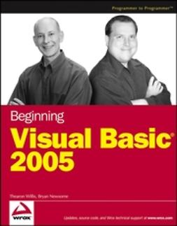 Newsome, Bryan - Beginning Visual Basic 2005, ebook
