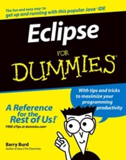 Burd, Barry - Eclipse For Dummies, ebook
