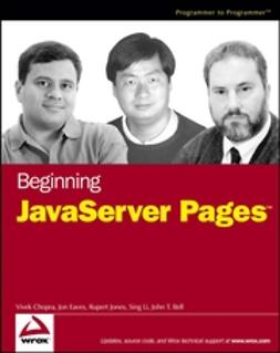 Bell, John T. - Beginning JavaServer Pages, ebook