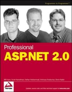 Evjen, Bill - Professional ASP.NET 2.0, e-kirja