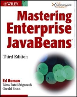 Brose, Gerald - Mastering Enterprise JavaBeans, ebook