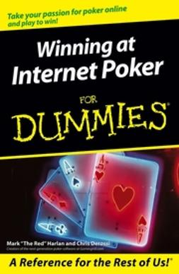 Derossi, Chris - Winning at Internet Poker For Dummies, ebook