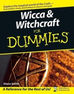 Smith, Diane - Wicca and Witchcraft For Dummies, ebook