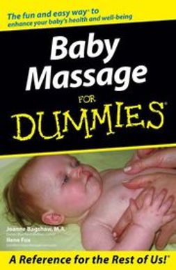 Bagshaw, Joanne - Baby Massage For Dummies, ebook