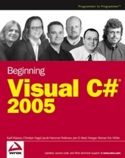 Watson, Karli - Beginning Visual C# 2005, ebook