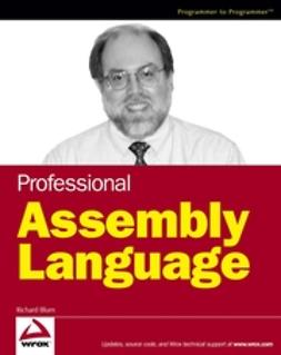 Blum, Richard - Professional Assembly Language, ebook