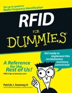 Sweeney, Patrick J. - RFID For Dummies, ebook