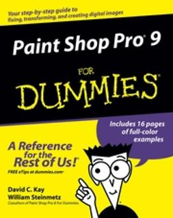 Kay, David C. - Paint Shop Pro 9 For Dummies, e-kirja