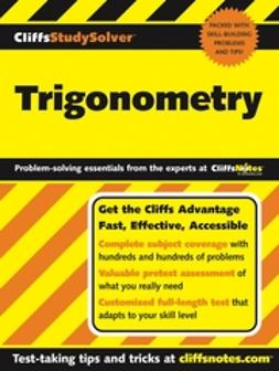 Herzog, David Alan - CliffsStudySolver Trigonometry, ebook