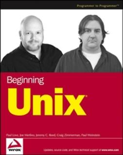 Love, Paul - Beginning Unix, e-kirja