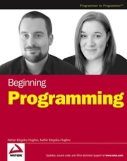 Kingsley-Hughes, Adrian - Beginning Programming, ebook