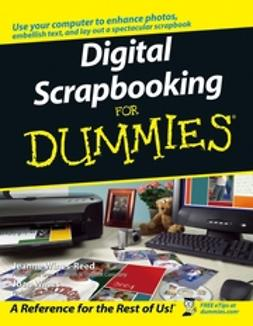Wines, Joan - Digital Scrapbooking For Dummies, ebook