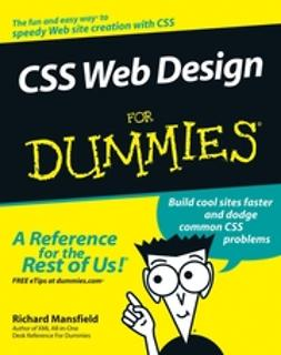 Mansfield, Richard - CSS Web Design For Dummies, ebook