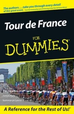 Armstrong, Lance - Tour De France For Dummies, ebook