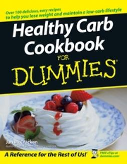 McCracken, Jan - Healthy Carb Cookbook For Dummies, e-kirja
