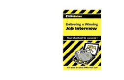 Bailey, Mercedes - CliffsNotes<sup>&#174;</sup> Delivering a Winning Job Interview, ebook