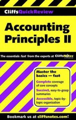 Minbiole, Elizabeth A. - CliffsQuickReview Accounting Principles II, ebook