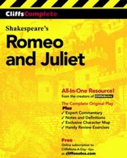 Shakespeare, William - CliffsComplete Romeo and Juliet, e-kirja