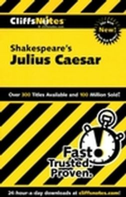 Perry, Martha - CliffsNotes on Shakespeare's Julius Caesar, ebook
