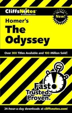 Baldwin, Stanley P. - CliffsNotes<sup><small>TM</small></sup> on Homer's The Odyssey, ebook