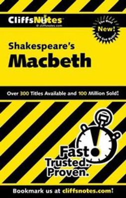 Went, Alex - CliffsNotes on Shakespeare's Macbeth, ebook