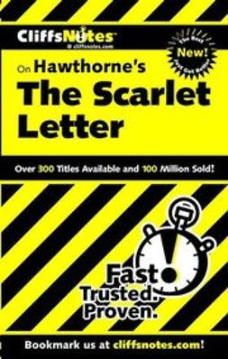 Kirk, Susan Van - CliffsNotes on Hawthorne's The Scarlet Letter, ebook