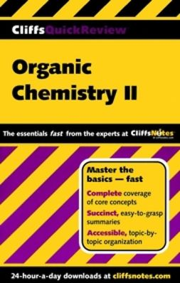 Pellegrini, Frank - CliffsQuickReview Organic Chemistry II, ebook