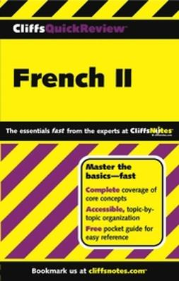 Stein, Gail - CliffsQuickReview French II, ebook