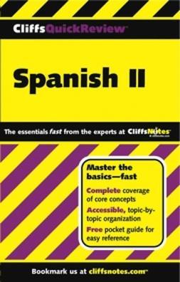 Rodriguez, Jill - CliffsQuickReview Spanish II, e-kirja