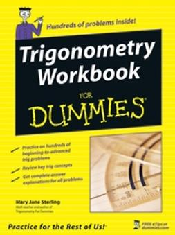 Sterling, Mary Jane - Trigonometry Workbook For Dummies, ebook