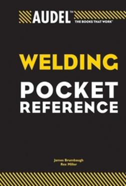 Brumbaugh, James E. - Audel Welding Pocket Reference, ebook