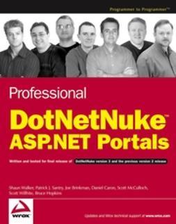 Brinkman, Joe - Professional DotNetNuke ASP.NET Portals, ebook