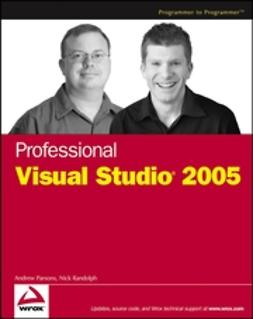 Parsons, Andrew - Professional Visual Studio 2005, ebook