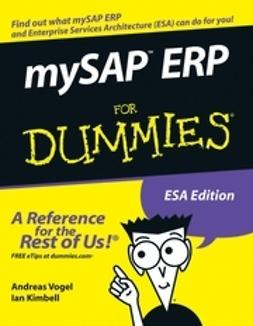 Kimbell, Ian - mySAP ERP For Dummies, ebook